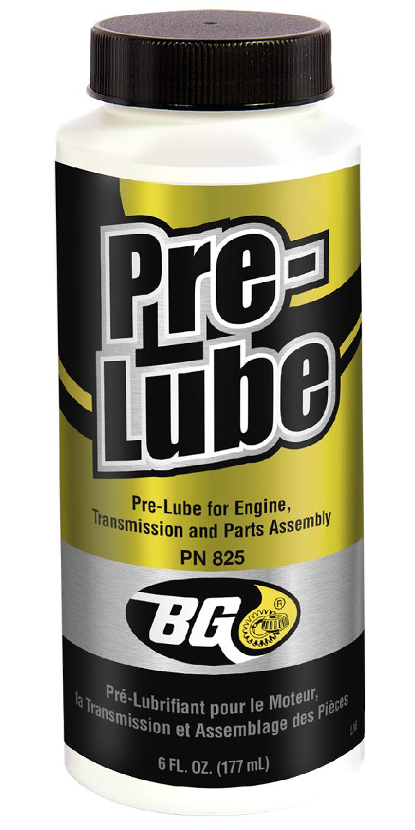 825 PRE-LUBE