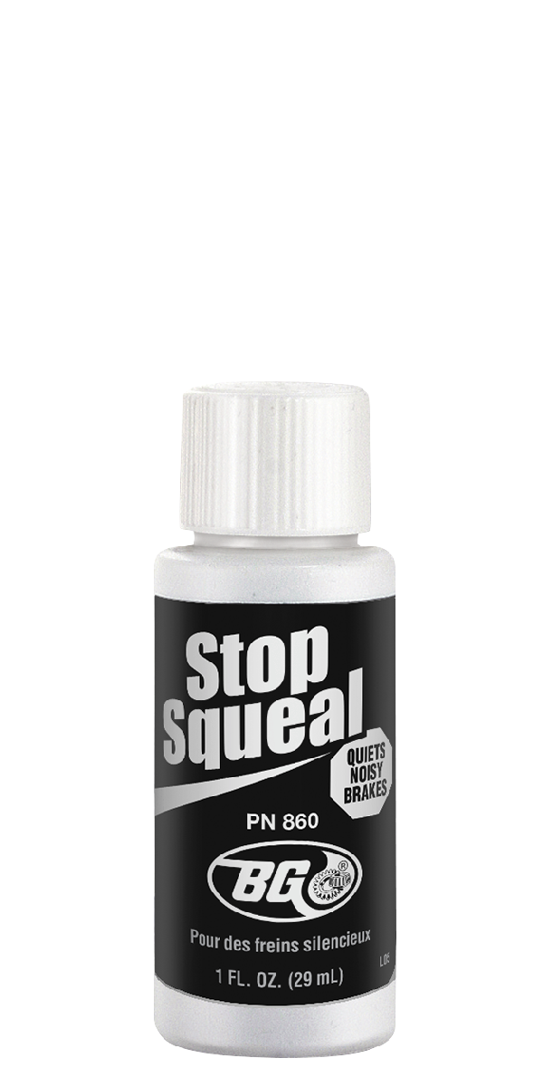 860E STOP SQUEAL